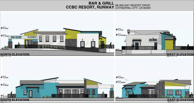 CCBC Resort Runway Restaurant
